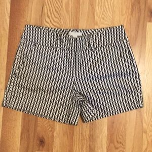 New York & Co Patterned Stretch shorts